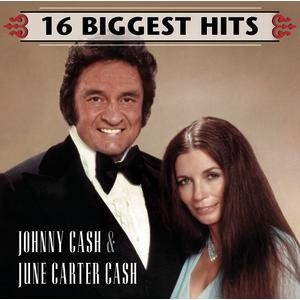 16 Biggest Hits (Johnny Cash and June Carter Cash)